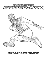 In this post you will find spiderman coloring pages here you can search for printable coloring pages for girls and boys and create your own. The Amazing Spiderman Printable Coloring Pages Bestappsforkids Com