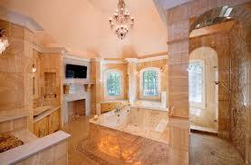 modern mansion master bathroom. Plush Stone Mansion In Saddle River 16 Modern Mansion Master Bathroom N