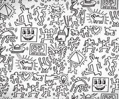 Die 89 Besten Bilder Von Keith Haring In 2018 Kunstunterricht