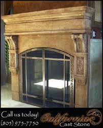 cast fireplace surround cal cast stone fireplace surround ca plaster cast fireplace surround
