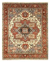 blue and red area rug area rugs drewry traditional oriental hand knotted wool blue red isanotski blue and red area rug