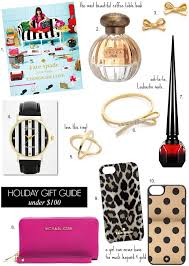 holiday gift guide for her under 100 sister friend mother friend gift ideas kate spade