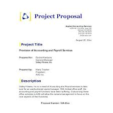 Non Profit Program Proposal Business Examples Free Sample Plan Micro ...