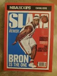 Get the best deal for lebron james rookie basketball trading cards from the largest online selection at ebay.com. Lebron James 2020 21 Nba Hoops Slam Magazine Cover Bron Is The One Card 2 Ebay