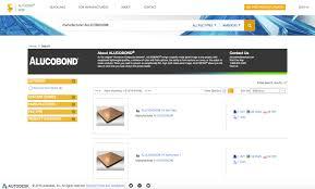 alucobond aluminum composite material 3d bim files now available on autodesk seek