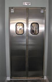 Double Swing Doors Swinging Doors Restaurant Kitchen Doors Restaurant Traffic