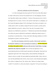 to kill a mockingbird book report essay the power of identity in  the power of identity in to kill a mockingbird by emily murman issuu to kill a mockingbird book report essay