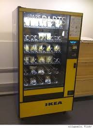 Parts Vending Machine Delectable Ikea Spare Parts Vending Machines Pinterest Vending Machine