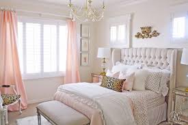 Gold And White Bedroom Ideas With Black Rose Grey Design | Home ...