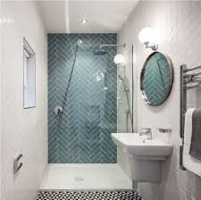 smart cleaning mold ideas for perfect bathroom walls with stylish metal framed round mirror and chic mounted sink