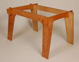 modern plywood furniture. constructivist plywood table modern furniture l