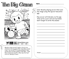 The quiver app combines physical coloring from back in the day with state of the art augmented reality technology to bring you and your children an. Diary Of A Techie Chick Solving Word Problems Via Quiver