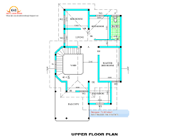 kerala style home plan and elevation 2300 square feet