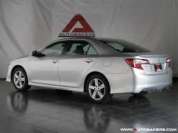 2014 Toyota Camry LE – Autobakers