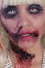 mice phan zombie barbie makeup tutorial