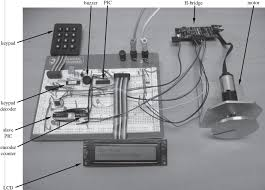 figures from introduction to mechatronics and measurement systems figure 1 9 photograph of the dc motor position and speed controller