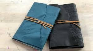 diy leather journal 9 11 18