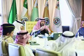 جريدة الرياض   وزير الحرس الوطني يناقش العمل الإداري ومشروعات الإسكان