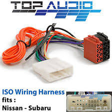 car audio & video wire harnesses for forester ebay 2014 subaru forester trailer wiring harness at Replacing Rear Wiring Port And Wiring Harness In Suburu Forester