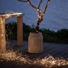 Led Micro Lights Bunch Warm White Micro Led Bunch Bouquet Of Christmas Lights Indoor Outdoor