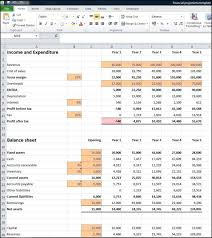 cost forecasting template financial projections template double entry bookkeeping