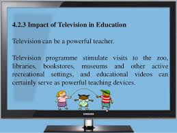 impact of media on education 16 4 2 4 impact of internet in education