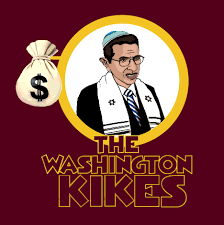 Image result for dan snyder redskins jew