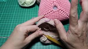Knitted Knockers Crochet Pattern