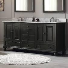 Bathroom Vanity Base Avanity Thompson 72 Bathroom Vanity Base Reviews Wayfair