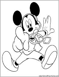 Selection De Dessins De Coloriage Mickey A Imprimer Sur Laguerche L L L