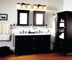 overhead vanity lighting. Single Vanity Lights Light Overhead Bathroom Lighting Mirror Wonderful Home Depot . A