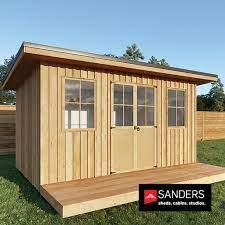 sanders cabin kitset assembly services