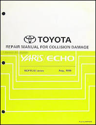 2000 toyota echo wiring diagram manual original related items