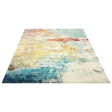ideas yellow round rug and round yellow area rug best round rug images on area rugs