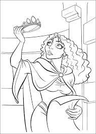 Malvorlage Rapunzel Ausmalbilder Hiyhz
