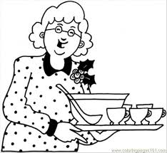 Small Picture Grandmother Coloring Pages AdultsColoringPrintable Coloring