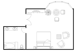 Bedroom Floor Plan
