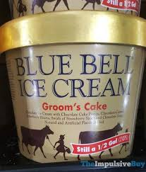 Blue Bell Ice Cream Grooms Cake Ice Cream In 2019 Fast Food