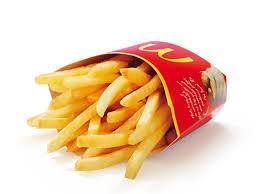 Hoeveel calorieën in friet