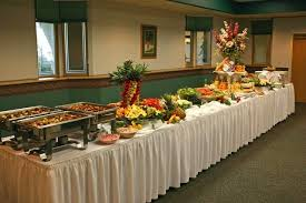 Reception Table Set Up Wedding Reception Buffet Set Up Buffet Table Set Up For