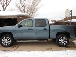 All Chevy chevy 1500 leveling kit : SilveradoSierra.com • OFFICIAL-Leveling kit picture/info thread ...