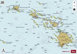 Hawaiian Islands Marine Chart Us19004_p2763 Nautical