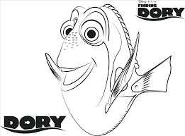Finding Nemo Coloring Page Finding Coloring Pages Images Finding