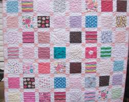 BABY CLOTHES Quilt Heirloom Memory Quilt Custom Order 58 & BABY CLOTHES Quilt Heirloom Memory Custom Order Queen Size 92