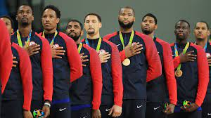 U.S. Men's Olympic Basketball Draw and ...