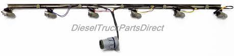 navistar international dt466 dt530 injector harness diesel truck navistar international dt466 dt530 injector harness