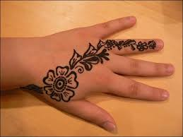 Easy Cone Design For Hands Simple Mehndi Design That Entice You To Try Your Hand On