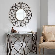mirror zanui. gallery home beckfield round wall mirror zanui