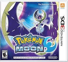 Amazon.com: Pokémon Moon - Nintendo 3DS : Nintendo of America: Video Games