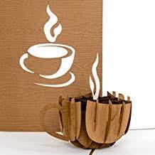 Suchergebnis Auf Amazonde Für Kaffee Karten Papierprodukte
